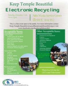 ErecyclingEvent2014