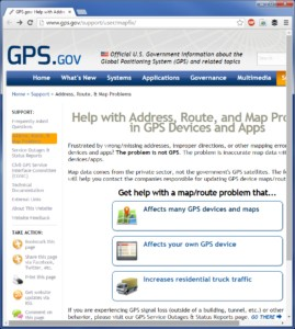 GPS-gov