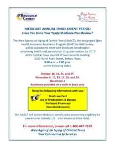 Medicare Annual Enrollment Version 2