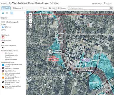 Map Of Texas Flooding FEMA Flood maps online • Central Texas Council of Governments