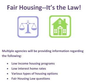 Fair Housing snippet