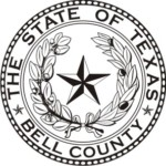 Bell County TX Seal