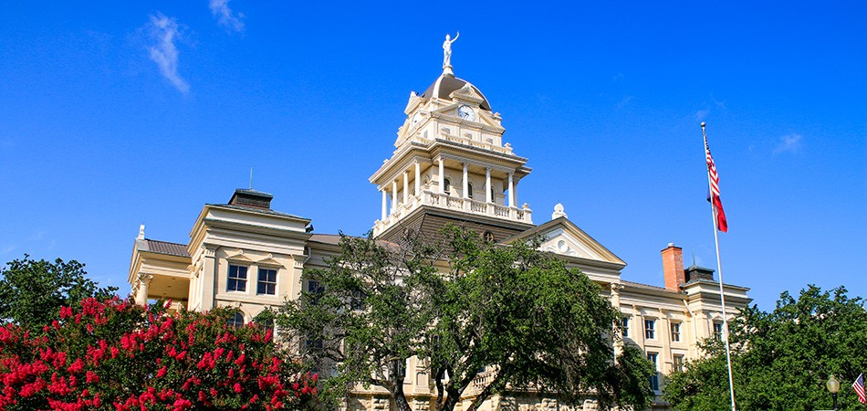 Bell County courthouse